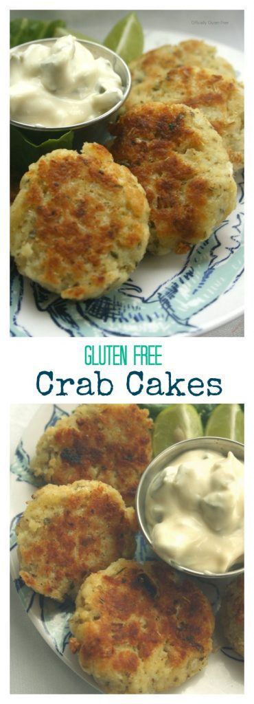 Crab Cakes Gluten Free - Officially Gluten Free