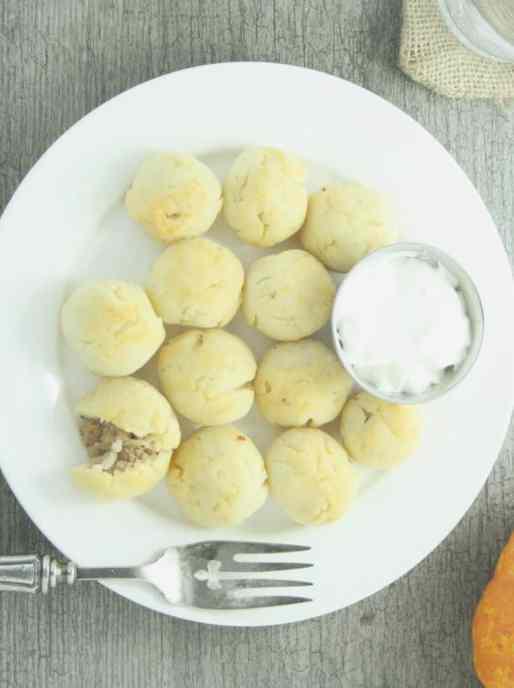 Gluten Free Perishky