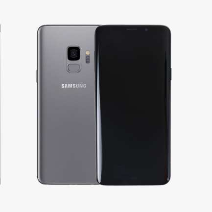 Samsung Galaxy S9 Plus 256GB Titanium Grey Unlocked Grade B