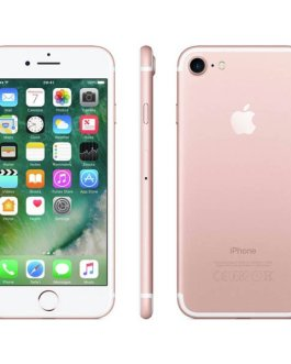 iPhone 7 32GB Rose Gold 4G Vodafone Grade D Touch ID does not work