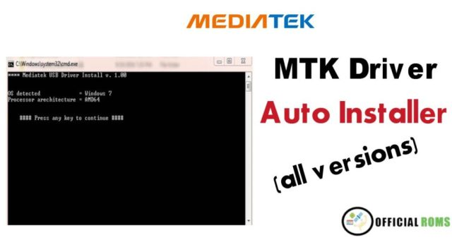 mtk usb driver windows 10 64 bit free download