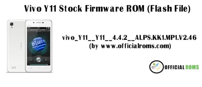 Vivo Y11 Stock Firmware ROM (Flash File)