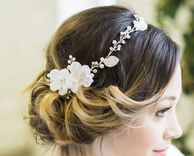 15 best bridal hair accessory trends for 2019 - royal wedding