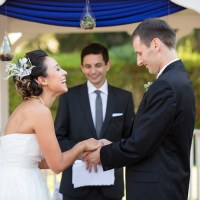 Bard Mansion Wedding Ceremony