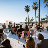 Shutters on the Beach Wedding Ceremony