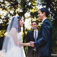 Calamigos Ranch Wedding Ceremony - Jennifer + Max