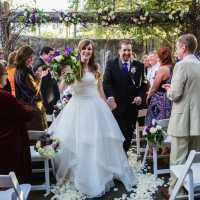 Calamigos Ranch Wedding Ceremony: Katherine + Matthew