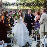 Calamigos Ranch Wedding Ceremony: Katherine + Matthew