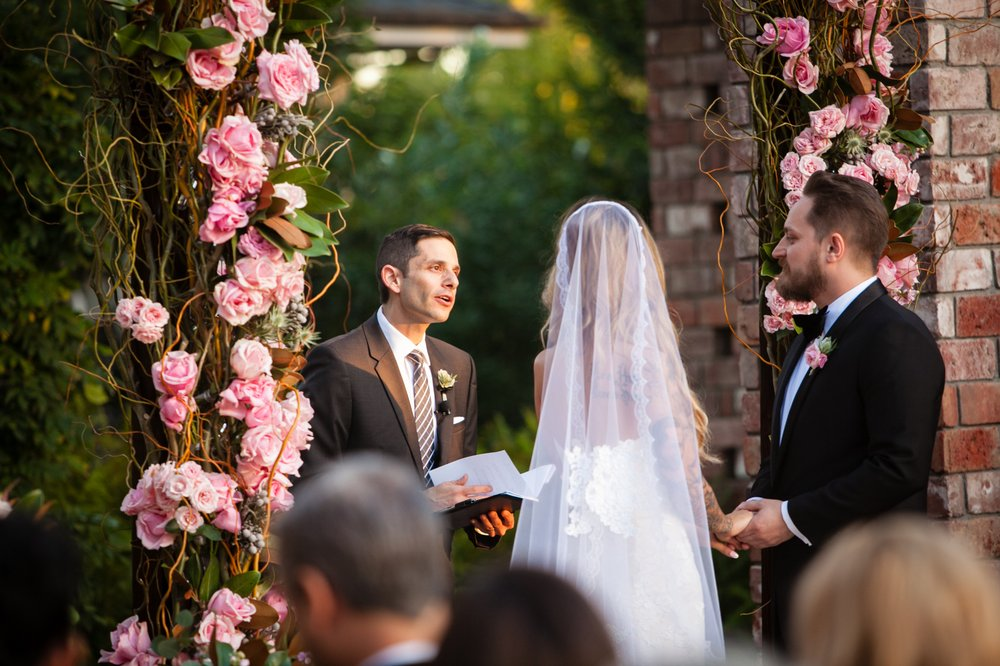 Conducting Marriage Ceremonies