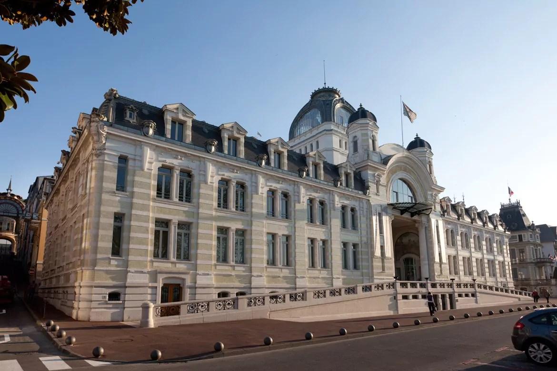 Palais Lumière @Ville d'Evian