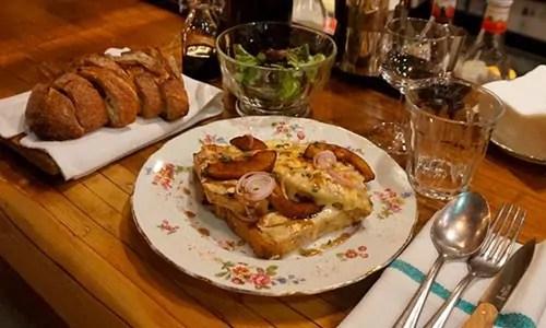 recette croque rural marc veyrat