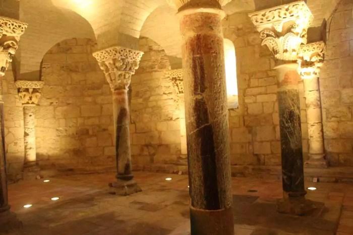 Crypte de Saint-Girons