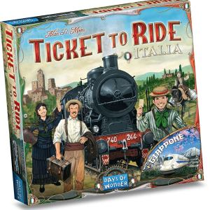 Ticket to Ride Italia e Giappone