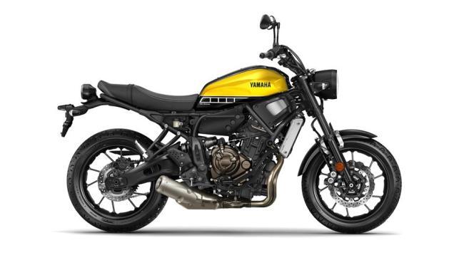 Moto più vendute - Yamaha-XSR700