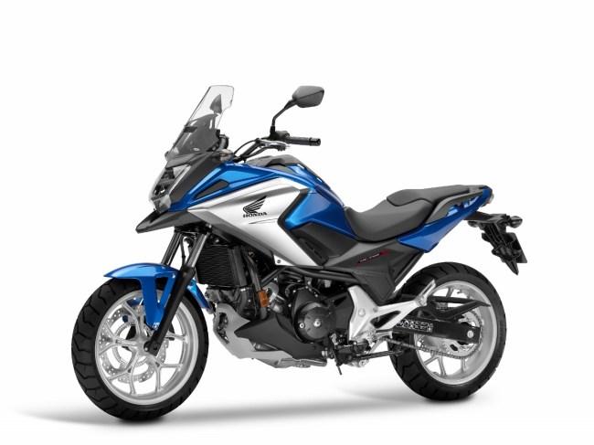 Moto più vendute Honda NC750X