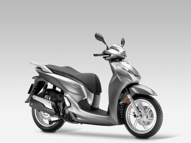scooter più venduti - honda sh 300