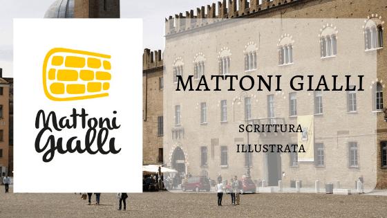 Mattoni Gialli: scrittura illustrata