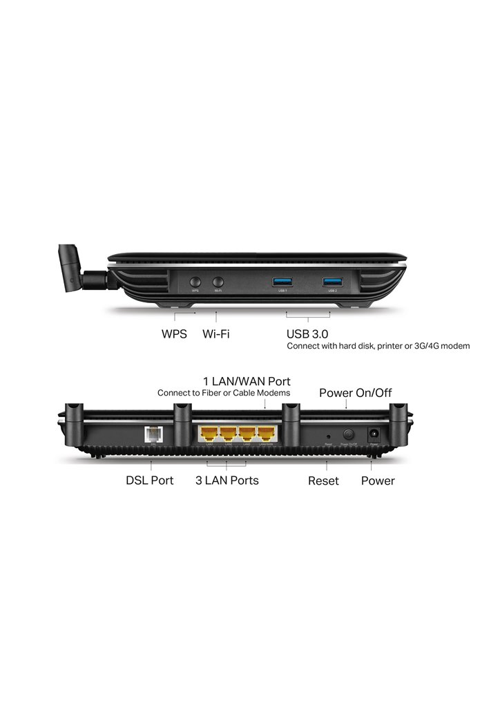 MWC 2017 – il prodotto di punta di TP-Link è il modem router VDSL