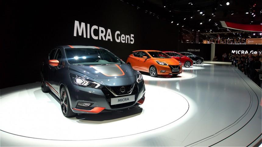 Nissan Micra Bose al Salone di Ginevra. Sarà prodotta in serie limitata