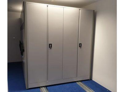 HP Construction - Compactus Storage