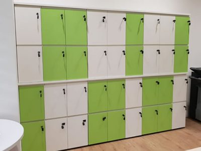 Kee Song Group -  Customised Lockers