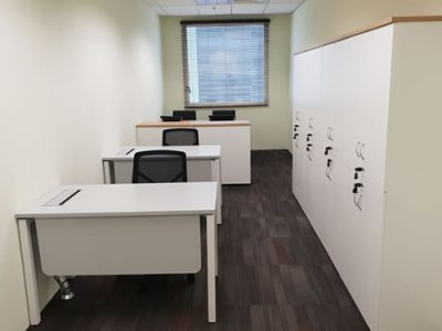 Milteck Industries - AL Series Office Furniture