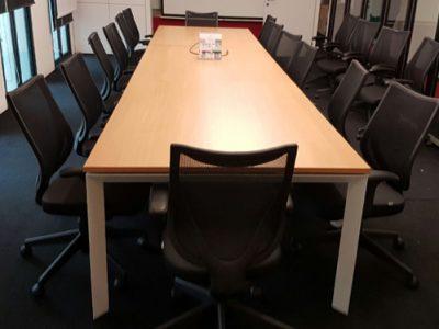 Singapore Tourism Board - DE Series Conference Table
