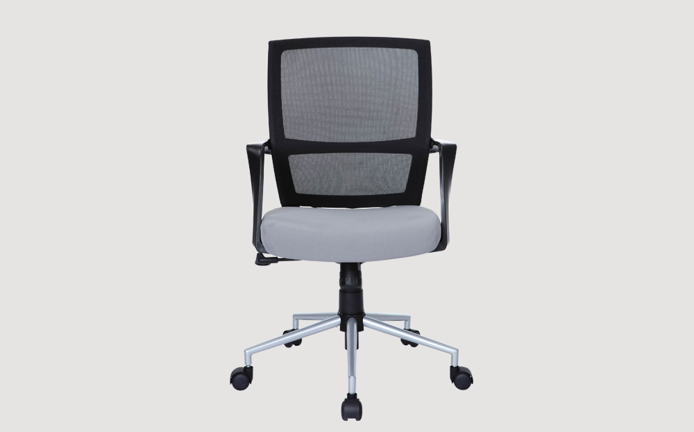 KCA-AB103B1TGSilverPowderCoated_OfficeChair_1
