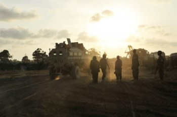 AMISOM offensive in Qoryooley