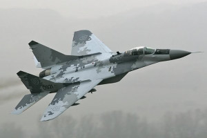 Slovakian MiG-29 in Digital Thunder