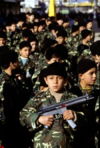 Hisbollah's child soldiers