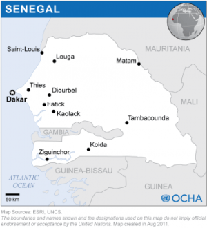 Source: OCHA/ReliefWeb