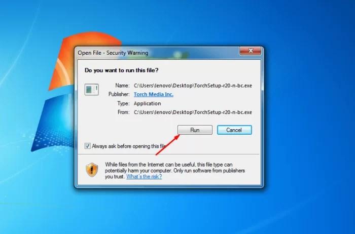 Torch Browser Offline Installer