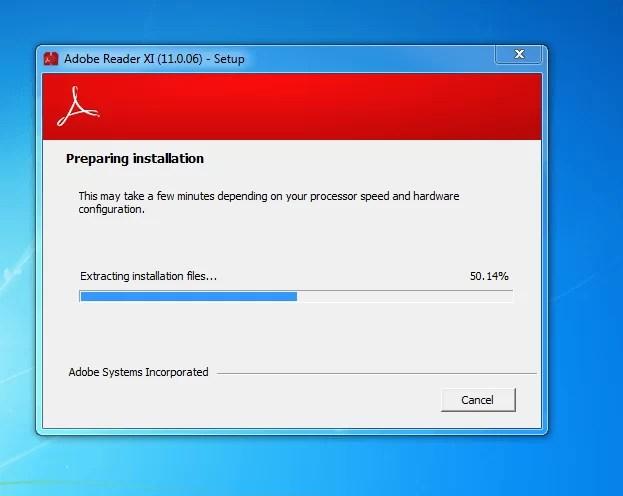 Download Adobe Reader Offline Installer