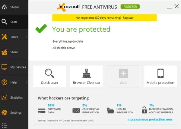Download Avast Antivirus Offline Installer