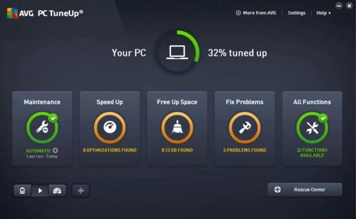 AVG Antivirus Offline Installer
