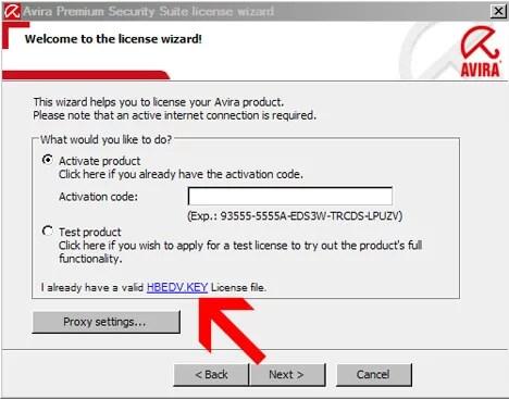 Download Avira Offline Installer