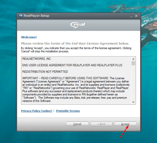 DownloadRealPlayer Offline Installer