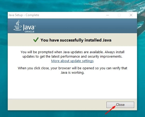 Download Java Offline Installer