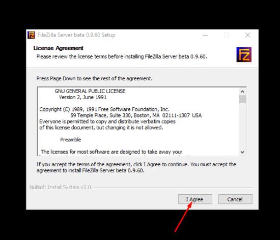 Filezilla Offline Installer
