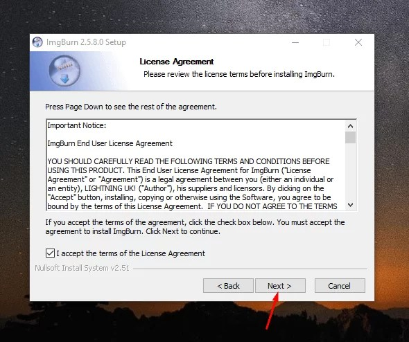 Download ImgBurn Offline Installer