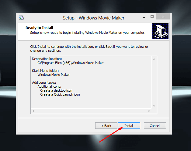 Download Windows Movie Maker Offline Installer