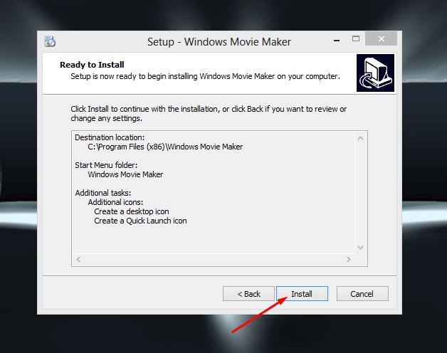Download Windows Movie Maker Offline Installer