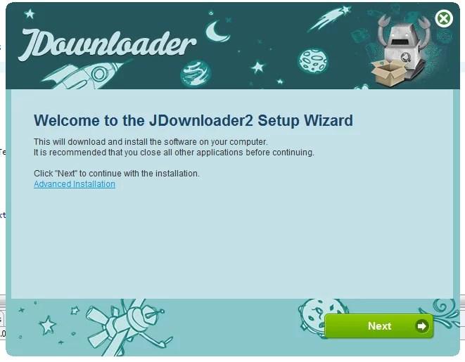 Download JDownloader Offline Installer