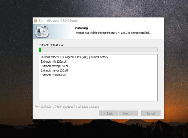 Download Format Factory Offline Installer