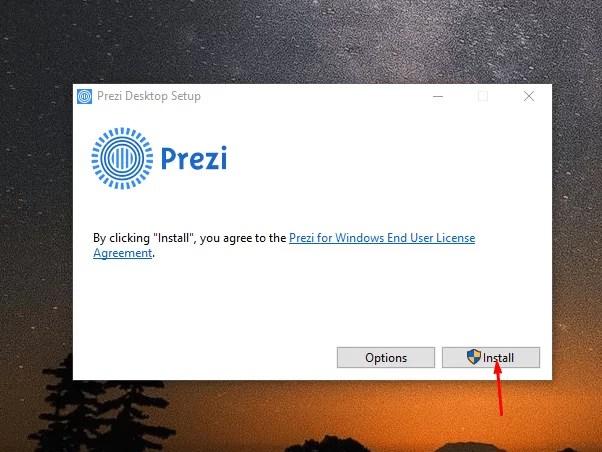 Prezi Offline Installer for Windows PC - Offline Installer Apps