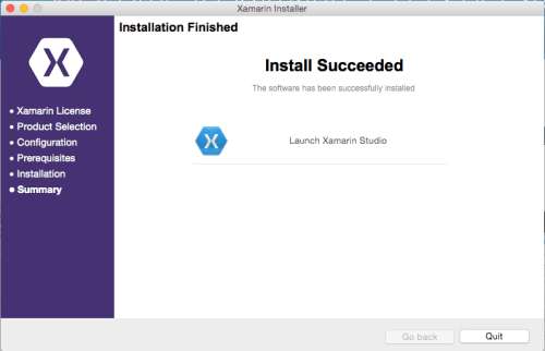 Download Xamarin Offline Installer