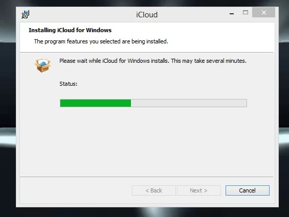 how to get icloud for your pc