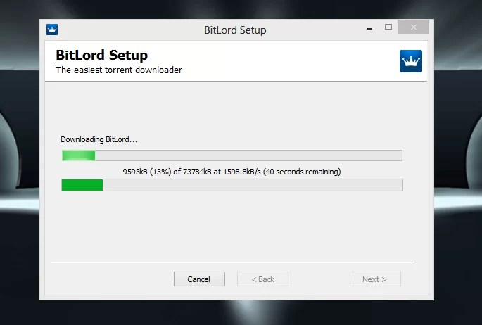 Download BitLord Offline Installer