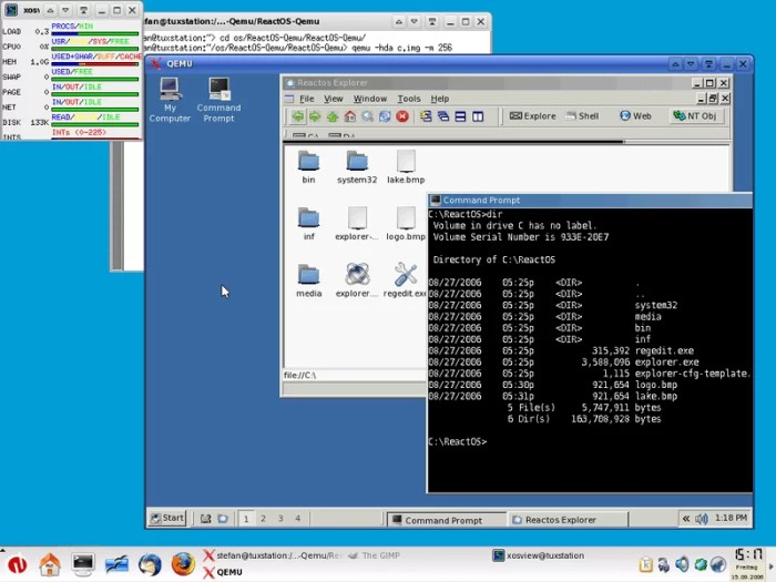 QEMU For Windows